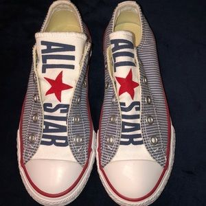 """Brand New Converse All Stars """"Star and Stripes"""""""
